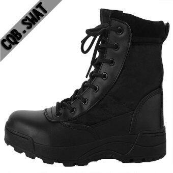 รองเท้าหุ้มส้น ผู้ชาย (สีดำ) (สีดำ)