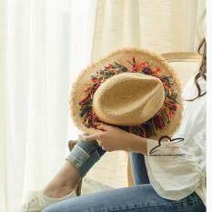 ขาย หมวกปีก หมวกสาน หมวกทรงปานามา หมวกกันแดด หมวกปานามา Hat เป็นต้นฉบับ