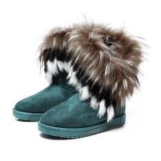 ราคา Promotion Astar Women S Autumn Winter Snow Boots Ankle Boots Warm Fur Shoes 3 Colors Intl เป็นต้นฉบับ Unbranded Generic