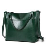 ส่วนลด สินค้า Promotion Of 17 New Handbag Fashion Bag Laptop Messenger Bag Shoulder Bag Handbag Black All Green Intl