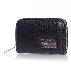 ขาย Porter กระเป๋าถือ กันน้ำได้ Pu สีดำ Pu สีดำ ออนไลน์ ฮ่องกง