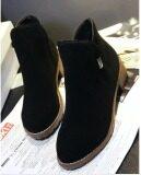 ขาย พุดดิ้งรองเท้าบูทวินเทอร์มาร์ตินรองเท้าสีดำ เป็นต้นฉบับ