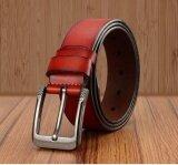 ซื้อ Q Shop Genuine Leather Cattle Belt Needle Buckle Belt For Men Size 120Cm 47 Inch Red Intl Unbranded Generic ถูก