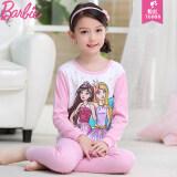 ราคา ชุดนอนเซท2ชิ้นสำหรับเด็กหญิง เสื้อ กางเกง ผ้าฝ้าย ยี่ห้อBarbie 76008 สีชมพู 76008 สีชมพู ฮ่องกง