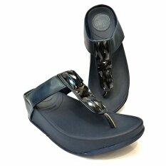 ขาย Quick Step รองเท้าแฟชั่นเพื่อสุขภาพรุ่นทีไฟท์ไดมอนด์สีน้ำเงิน ออนไลน์