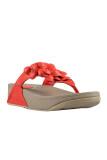 ราคา Quick Step รองเท้าเพื่อสุขภาพเท้า รุ่นฟาวเวอร์ Ne7668 1Re สีแดง ที่สุด