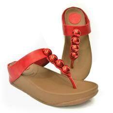 ซื้อ Quick Stepรองเท้าแฟชั่นเพื่อสุขภาพเท้า รุ่นโฟร์เมทัล สีแดง Quick Step ถูก