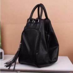 ทบทวน กระเป๋าเซ็ต Quilla Premium Bags Collection 2017 สีดำ No Brand