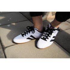 ขาย รองเท้ากีฬา Hara Sports สำหรับผู้ชาย ผู้หญิง รุ่น Hc24 สี ขาว ดำ Hara เป็นต้นฉบับ