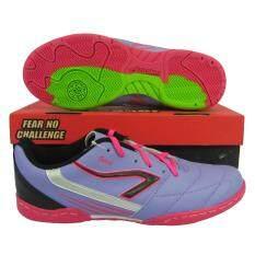 ขาย รองเท้ากีฬา รองเท้าฟุตซอล Breaker Bk 0810 ม่วง กรุงเทพมหานคร ถูก