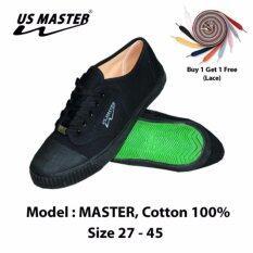 ขาย รองเท้าผ้าใบ รองเท้านักเรียน มาสเตอร์ รุ่น Master ถูก