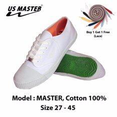ราคา รองเท้าผ้าใบ รองเท้านักเรียน มาสเตอร์ รุ่น Master ใหม่ล่าสุด