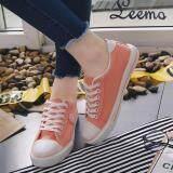 โปรโมชั่น รองเท้าผ้าใบผู้หญิง 9108 สีโอรส ใน กรุงเทพมหานคร