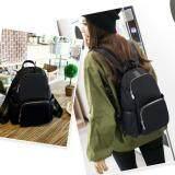 ราคา Rayfan กระเป๋าผู้หญิง สไตล์ญี่ปุ่น สามารถใส่โน๊ตบุคได้ 12 สีดำ ออนไลน์