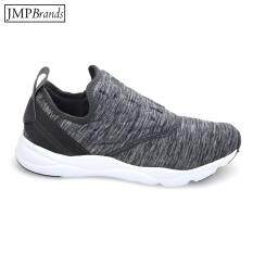 ขาย รองเท้าผู้หญิง Reebok รุ่น Ar3047 Reebok Furylite Slip On Jersey รองเท้ากีฬา ผ้าใบ สีเทา ขาว ออนไลน์