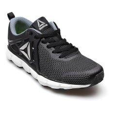 ราคา Reebok Women รองเท้าผ้าใบ ผู้หญิง รุ่น Hexaffect Run 5 Mtm 1 Bd4704 Black Dust White ใหม่