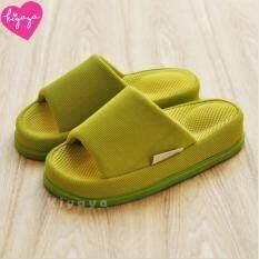ราคา Refre Okumura รองเท้าแตะเพื่อสุขภาพ นวดกดจุดฝ่าเท้าด้วยตัวเอง Mk Refre Green Size M 35 39 กรุงเทพมหานคร