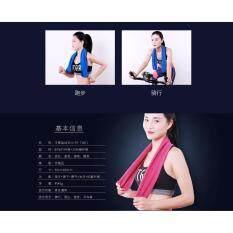 Remax ผ้าเย็น Cool Towel มหัศจจรย์ผ้าทำความเย็น เหมาะสำหรับผู้ที่ชอบทำกิจกรรมหรือออกกำลังกายกลางแจ้ง Rt W01 ใหม่ล่าสุด