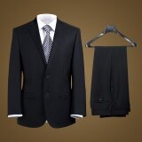 Retro Gentleman Style Custom Made Men S Suits Tailor Suit Blazer Suits For Men Coat Pants Intl ถูก