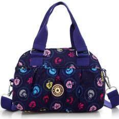 โปรโมชั่น Richcoco กระเป๋าสะพาย เนื้อผ้าไนลอนกันน้ำ Waterproof Nylon Crossbody Handbag 006 Richcoco