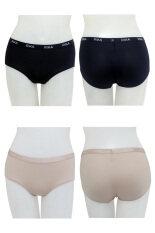 ซื้อ Rika กางเกงใน รุ่น En2003 สีเนื้อ ดำ 4 ตัว ออนไลน์ ถูก