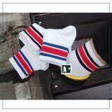 ราคา Rinlin ถุงเท้ายาว แพ็ค 4 คู่ โอสคูล หุ้มข้อ พื้นสีขาว แถบแดงและดำ พื้นสีขาว แถบแดงและน้ำเงิน ทำงาน เที่ยว แฟชั่น ผู้หญิง ผู้ชาย Women Men Unisex Sport Classic Plain White Old Sch**l Street Hipster Crew Black Navy Blue Stripe Skate Socks เป็นต้นฉบับ
