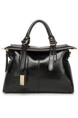 ส่วนลด Female S Pu Leather Bag Handbag Crossbody Bag Shoulder Bag Satchels Black Intl Unbranded Generic ใน จีน