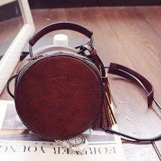 ราคา Rn Bags กระเป๋าสะพายข้าง ผู้หญิง กระเป๋าแฟชั่นเกาหลี กระเป๋าแฟชั่น รุ่น Rb 022 สีน้ำตาล Rn Shop เป็นต้นฉบับ