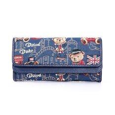 ราคา Rn Bags กระเป๋าเงินผู้หญิง กระเป๋าสตางค์ ใบยาว กระเป๋าสตางค์ตามวันเกิด รุ่น Rw 033 สีกรม Rn Shop ออนไลน์