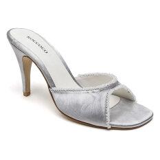 ราคา Roccoco รองเท้าแต่งงาน รุ่น A 299 Silver ออนไลน์ กรุงเทพมหานคร