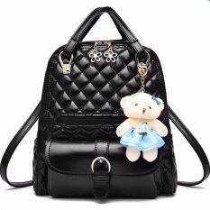 ซื้อ Rocklife 3 In 1 Women Bag Top Handle Bag Women Backpack กระเป๋าสะพายไหล่ กระเป๋าเป้สะพายหลัง Black ออนไลน์ กรุงเทพมหานคร