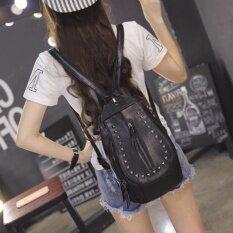 ซื้อ Rocklife High Quality Women Leather Backpack กระเป๋าเป้สะพายหลัง R1136 ใน ไทย