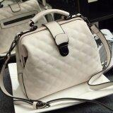 ซื้อ Rocklife Women High Quality Leather Handbag กระเป๋าถือ กระเป๋าสะพายไหล่ กระเป๋าสะพายพาดลำตัว R1139 White ถูก ไทย