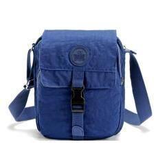 ขาย Ron Homme กระเป๋าสะพายพาดลำตัว Men Shoulder Bag Blue