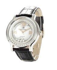 ราคา Royal Crown นาฬิกาข้อมือประดับเพชร 3638M Blk สีดำ ใน ปทุมธานี