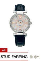 ขาย Royal Crown นาฬิกาข้อมือผู้หญิง สีดำ สายหนัง รุ่น 6116 ออนไลน์ ใน ปทุมธานี