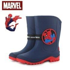 ส่วนลด ยางรองเท้าเด็กรองเท้าสำหรับเด็กผู้หญิงเด็ก Rainboots การ์ตูนซี่งป้องกันการลื่นรองเท้าฝนรองเท้ากันน้ำ นานาชาติ จีน