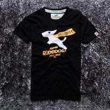 ส่วนลด Rudedog เสื้อยืด ผู้ชาย รุ่น Superdog สีดำ Rudedog ใน ไทย