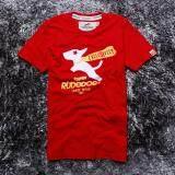 ส่วนลด Rudedog เสื้อยืด ผู้ชาย รุ่น Superdog สีแดง ไทย
