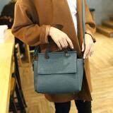 ขาย Sa Buy Dee Shop กระเป๋า กระเป๋าถือ กระเป๋าสะพายข้าง กระเป๋าหนัง รุ่น Lb1603Pugn สีเขียว Sa Buy Dee Shop