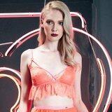 ซื้อ Sabina ชุดนอน Viora Valentines Teaser รหัส Sev1067 สีส้ม ออนไลน์