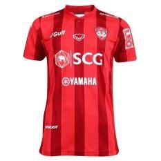 แกรนด์สปอร์ตเสื้อฟุตบอลสโมสรscgเมืองทอง 2018 (สีแดง) By Grand Sport(mp).