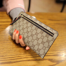 ราคา กระเป๋าเงินใบยาว ผู้หญิงSeefollow Se สีเบจ Se สีเบจ ราคาถูกที่สุด