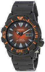 โปรโมชั่น Seiko Male Orange Dial Black Strap Srp311K1
