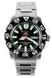 ขาย Seiko Mini Monster นาฬิกาข้อมือผู้ชาย สีเงิน สายสแตนเลส รุ่น Snzf51K ถูก