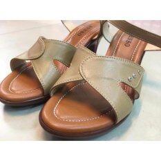 ซื้อ Senso 48035 09 รองเท้ารัดส้นสตรีสีน้ำตาล ใหม่