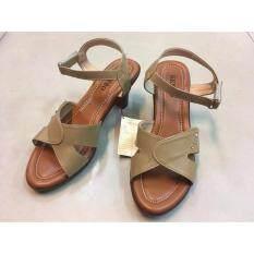 ขาย ซื้อ Senso รองเท้ารัดส้นสุภาพสตรี น้ำตาล Ne48035 09