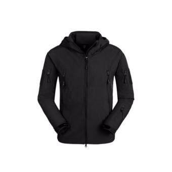 เสื้อแจ็คเก็ต เสื้อกันหนาว shark skin กันลมและอากาศเย็นได้เป็นอย่างดี ผ้ากันน้า