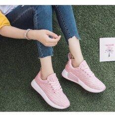 ขาย Sharni รองเท้าแฟชั่นทรงสปอร์ต รุ่นSn366 สีชมพู Sharni ใน กรุงเทพมหานคร