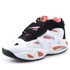 รองเท้ากีฬาผู้หญิงวิ่งบาสเกตบอลรองเท้าผ้าใบที่มีความสูงหลายสี - นานาชาติ By Kurry.